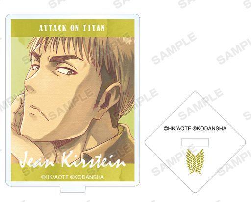 ジャン・キルシュタイン 「進撃の巨人 トレーディング Ani-Art アクリルスタンド vol.3」
