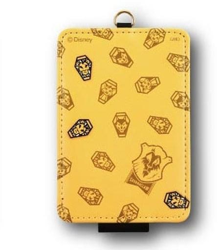 グルマンディーズ 新品 雑貨 サバナクロー ICカードケース 「ディズニー ツイステッドワンダーランド」