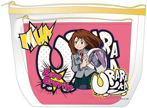 ムービック 新品 雑貨 麗日お茶子 クリアケース 「僕のヒーローアカデミア」