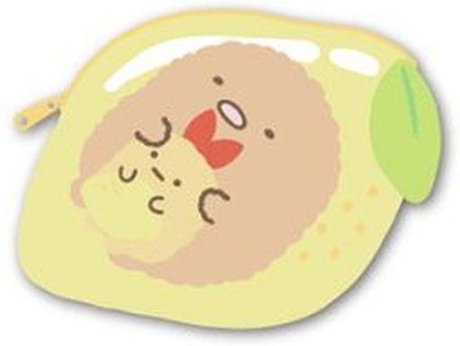 ジーベック 予約 雑貨 C.とんかつ モフモフダイカットコインケース 「すみっコぐらし ぺんぺんフルーツバケーション」