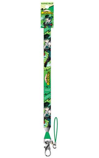 ティー・シー・ピー 新品 雑貨 緑谷出久 ネックストラップ 「僕のヒーローアカデミア」