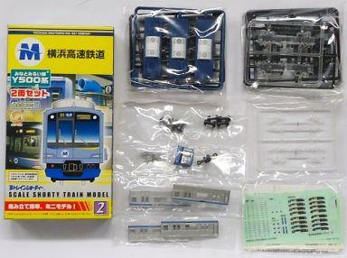 【中古】Nゲージ(車両) 横浜高速鉄道 みなとみらい線 Y500系 2両セット 「Bトレインショーティー」