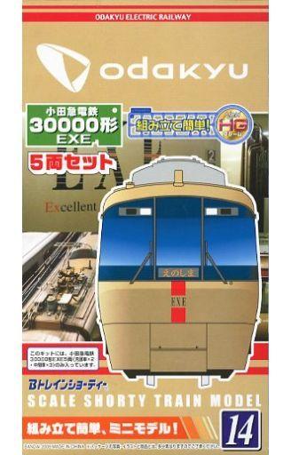 小田急電鉄 30000形 EXE 5両セット 「Bトレインショーティー No.14」 [2039797]