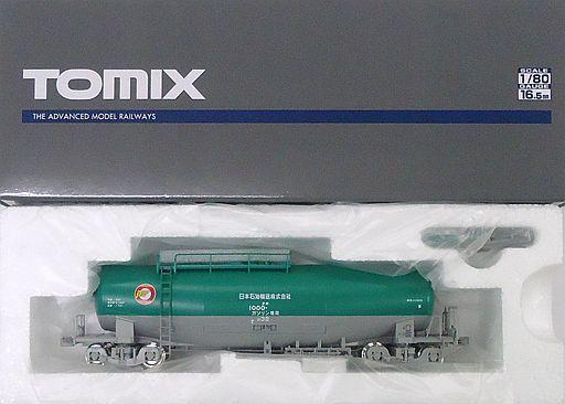 【新品】Nゲージ(車両) HOゲージ 1/80 私有貨車 タキ1000形 日本石油輸送・テールライト付 [HO-727]