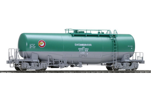【新品】Nゲージ(車両) HOゲージ 1/80 私有貨車 タキ1000形 日本石油輸送 [HO-728]