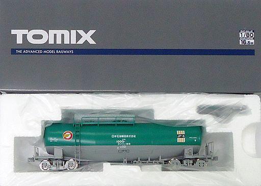 【新品】Nゲージ(車両) HOゲージ 1/80 私有貨車 タキ1000形 日本石油輸送・米タン [HO-729]