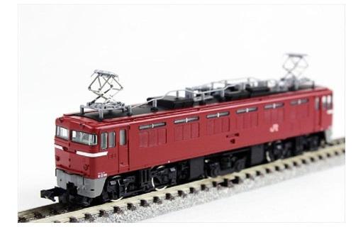 【新品】Nゲージ(車両) 1/150 JR ED76形 電気機関車(後期型・JR九州仕様) [2173]