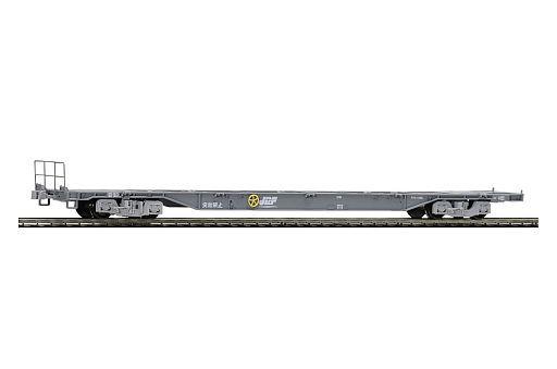 【予約】Nゲージ(車両) HOゲージ 1/80 JR貨車 コキ106形(グレー・コンテナなし・テールライト付) [HO-730]