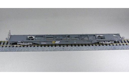 【予約】Nゲージ(車両) HOゲージ 1/80 コキ106形(グレー・コンテナ無し) [HO-718]