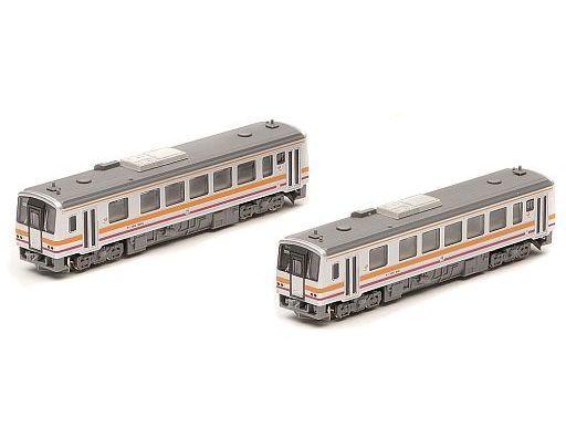 【新品】Nゲージ(車両) 1/150 JR キハ120 300形ディーゼルカー 大糸線 2両セット [98035]