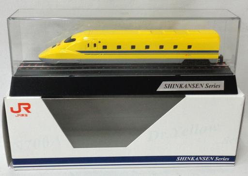 【中古】Nゲージ(ストラクチャー・アクセサリー) 1/150 923型0番台 新幹線 ドクターイエロー 「Nゲージダイキャストスケールモデル」 非売品モデル