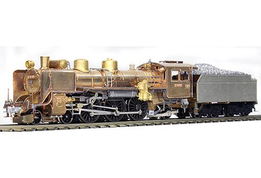 1/150 国鉄 C51形 蒸気機関車 大...