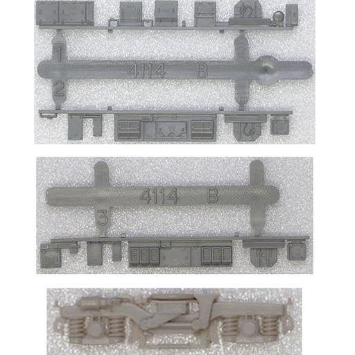 グリーンマックス 新品 鉄道模型 1/150 動力台車枠・床下機器セット A-33 THタイプ+4114BM [8519]