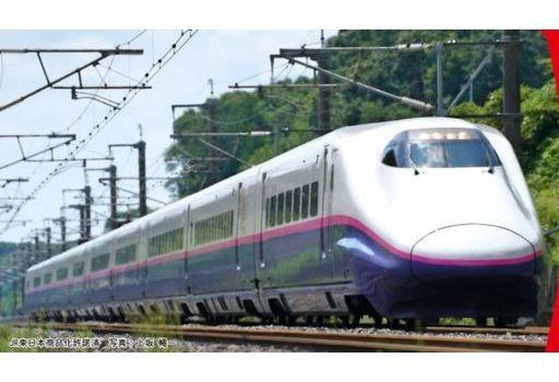 カトー E2系1000番台新幹線「やまびこ・とき」 6両基本セッ...