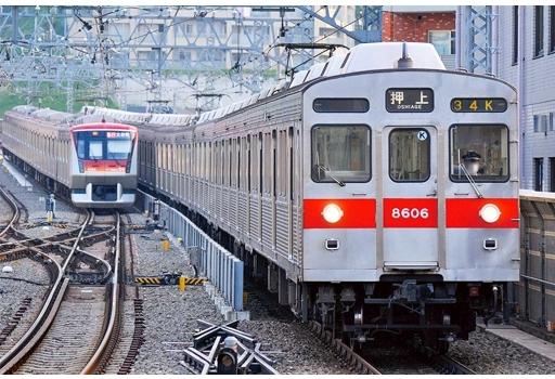 グリーンマックス 予約 鉄道模型 1/150 東急電鉄8500系 8606編成・黄色テープ付き 基本4両編成セット 動力付き [31539]