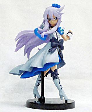【中古】トレーディングフィギュア キュアムーンライト HALF AGE CHARACTERS ハートキャッチプリキュア!