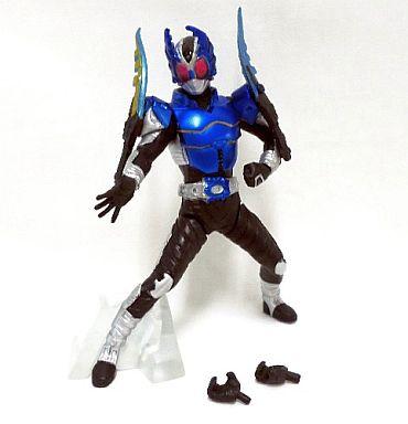 【中古】トレーディングフィギュア 仮面ライダーガタック  H.G.C.O.R.E.01 再改造 新たなる闘い編