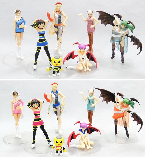 【中古】トレーディングフィギュア 全12種セット 「カプコンコンパニオンキャラクターズ」
