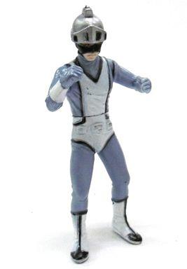 【中古】トレーディングフィギュア シルバー仮面「シルバー仮面」SRシリーズ 特撮ヒーローコレクション