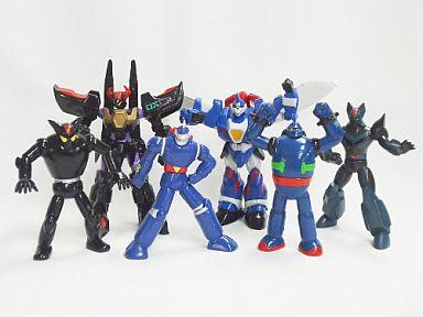 全6種セット HGシリーズ スーパーロボット大全集6 鉄人28号編