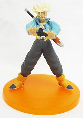 "Super Saiyan People Trunks (Colored Version) ""Dragon Ball Z Posing Figure - Cell Hen"""