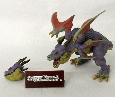 【中古】トレーディングフィギュア リンドブルム 「ワンコインフィギュアシリーズ ドラゴンクロニクル 」