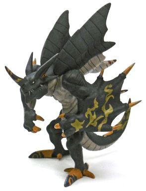 【中古】トレーディングフィギュア グレンデル 「ワンコインフィギュアシリーズ ドラゴンクロニクル 」