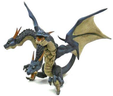 【中古】トレーディングフィギュア ブルードラゴン 「ワンコインフィギュアシリーズ ドラゴンクロニクル 」