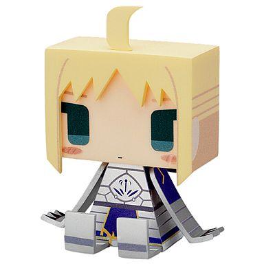 【中古】トレーディングフィギュア セイバー 「グラフィグ++ Fate/Zero I」