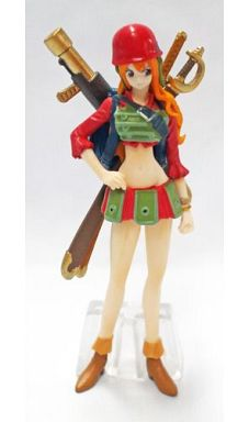 "Nami ""Super Modeling Soul The Movie Version One Piece FILM Z - Battle Suit for Battle -"""