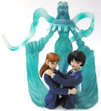 【中古】トレーディングフィギュア 麻子・真由子・ジエメイ 「ワンコインフィギュアシリーズ うしおととら」