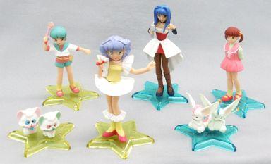 ユージンSRシリーズ 魔法少女コレクション PART1 クリィミーマミ&ファンシーララ