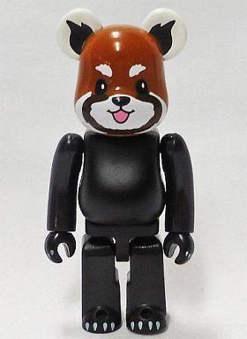 "ANIMAL / Lesser Panda ""BE @ RBRICK Bear Brick Series 27"""