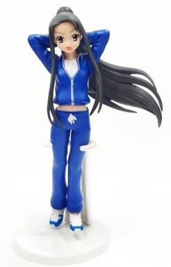 【中古】トレーディングフィギュア 8.鶴屋さん青ジャージVer. 「HGIF 涼宮ハルヒの憂鬱1.5」