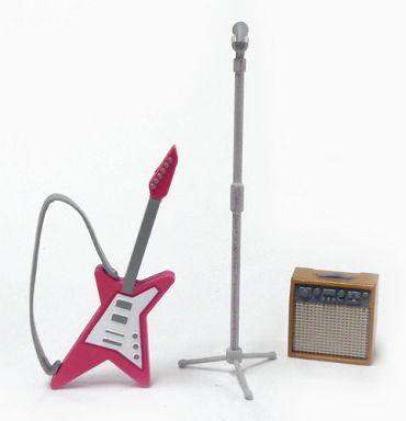 【中古】トレーディングフィギュア 音楽セット 「ポーズスケルトン」 アクセサリー