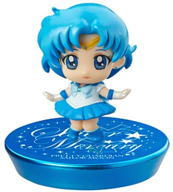 "Sailor Mercury (A) ""Petit Chara! Series Sailor Moon Petit and Punishment! Hen edition GLITTERver."""