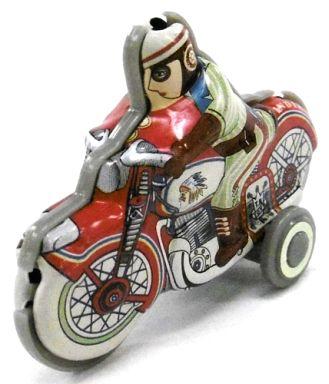 【中古】トレーディングフィギュア MPバイク 「ぶりきのおもちゃ館 北原コレクション」