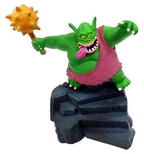 【中古】トレーディングフィギュア ボストロール 「ドラゴンクエスト モンスターズギャラリーHD」