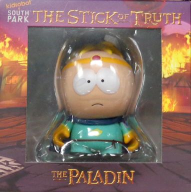 the paladin kidrobot south park サウスパーク the stick of truth