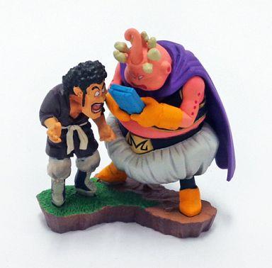 【中古】トレーディングフィギュア 魔人ブウよいこ宣言(彩色バージョン) 「ドラゴンボールカプセル・ネオ 帰ってきたブウ編」