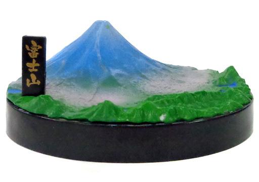 【中古】トレーディングフィギュア 1.富士山(春) 「富士山 フィギュアコレクション」