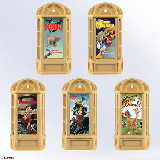 【中古】トレーディングフィギュア 全5種セット 「ディズニー オブジェクトアーツ」