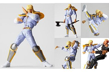 "Revoltech Fist of the North Star Revolution No. 006 Sin ""Fist of the North Star"""
