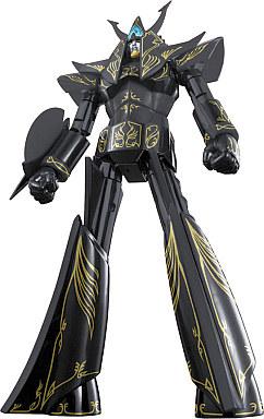 【中古】フィギュア 超合金魂 GX-41B ブラックライディーン 「勇者ライディーン」