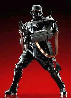 【中古】フィギュア プロテクトギア・小白丸忠一 首都警特機隊突入隊員(92式特殊装甲服)「ケルベロス・サーガ」
