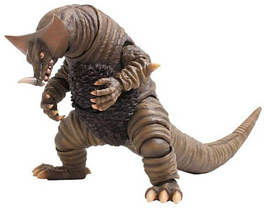 【中古】フィギュア ULTRA-ACT ゴモラ「大怪獣バトル ウルトラ銀河伝説」