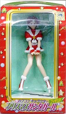 春日野さくら 「ストリートファイターZERO」 カプコンキャラクター クリスマスサンタガールフィギュア