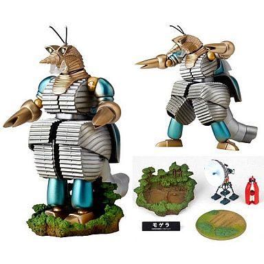 【中古】フィギュア 特撮リボルテック No.013 モゲラ 「地球防衛軍」