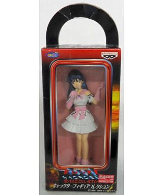 【中古】フィギュア リン・ミンメイ ステージ衣装Ver.「超時空要塞マクロス 愛・おぼえていますか」キャラクターフィギュアコレクション