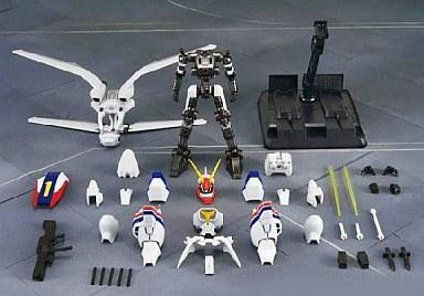 """【中古】フィギュア 魂SPEC XS-05 ドラグナー1 from""""Opening Silhouette"""" 「機甲戦記ドラグナー」"""